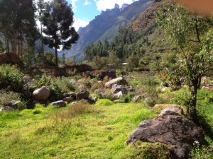 Heart of AN in the Sacred Valley